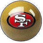 49ers shifter knob - 1