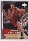 Andrea Bargnani (Basketball Card) 2007-08 Upper Deck - [Base] - Championship Court #108 (2007 Basketball Championship)