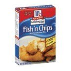 Golden Dipt Mix Batter Fish and Chip (Pack of 3)