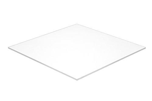 Falken Design falkenacrylic_3015_118_18x24 Acrylic Sheet, Plastic/Plexiglas/Lucite, 18