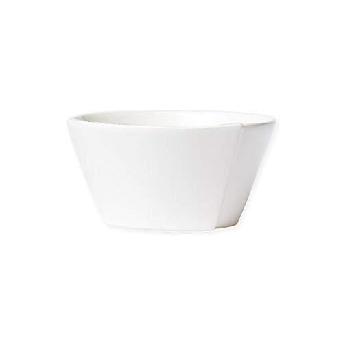 Bowl Decorative Vietri - Vietri Lastra Linen Stacking Cereal Bowl