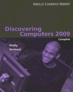 Read Online Discovering Computers 2009 - Complete (08) by Shelly, Gary B - Vermaat, Misty E [Paperback (2008)] PDF