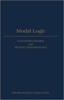 Modal Logic (Oxford Logic Guides)