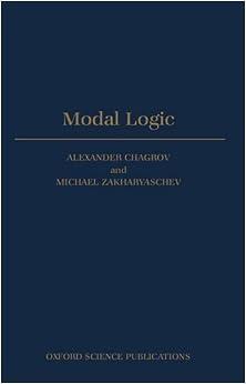 Book Modal Logic (Oxford Logic Guides)