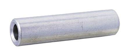 Spacer Round - 0.166 (ID) x 1/4 (OD) x 1-1/4 (Body Length), Aluminum, Plain Finish, (QUANTITY: 1000) Part Number: 1140-8-AL-JF