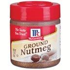 McCormick Ground Nutmeg 1.1OZ (Pack of 18)