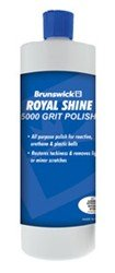 Brunswick Royal Shine Bowling Ball Polish- Quart