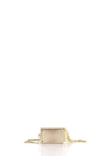 Pochette Accessori Elisabetta Franchi Tu Oro Bs3989162 Primavera Estate 2017