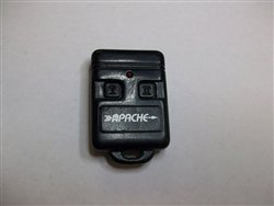 APACHE IX4NSTX Factory OEM KEY FOB Keyless Entry Remote Alarm Replace