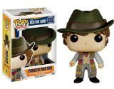 Funko Pop Television: Doctor Who - Fourth Doctor with Jelly Babies Collectible Figure, Multicolor