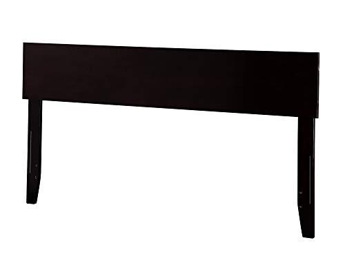 Atlantic Furniture AR281851 Orlando Headboard, King, Espresso Atlantic King Size Headboard