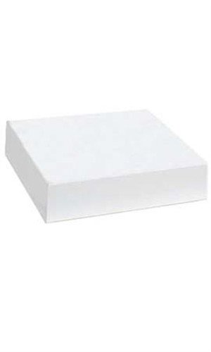 Count of 50 Apparel Boxes - White - 86204 - 17'' x 11'' x 2½''