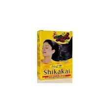 Hesh Pharma 100% Natural Herb Powder 100gm (3.5oz) (SHIKAKAI POWDER, 10 PACK) (Amla Shikakai Powder)