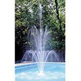 Swimline Grecian Triple Tier Floating Pool Fountain