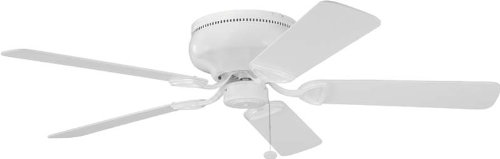 Kichler 339022WH 52-Inch Stratmoor Fan, White