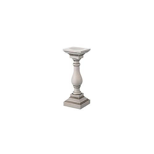 Dollhouse Pedestal - Dollhouse Miniature Resin Baluster Pedestal