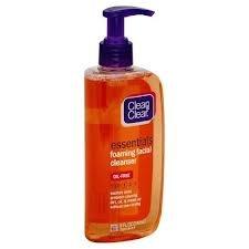 Cln & Clr Ess Facial Clea Size 8z Clean & Clear Essential Fa