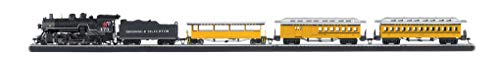 - Bachmann Trains - Durango & Silverton Ready To Run Electric Train Set - HO Scale