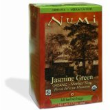 Numi Tea – Jasmine Green Tea, 18 bag For Sale