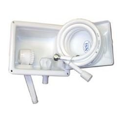 Cold Only Stowaway Compact Transom Shower