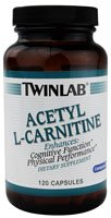 Twinlab Acetyl L Carnitine 500mg (Acetyl Capsule Mg Twinlab L-carnitine 500)