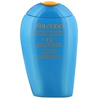 Shiseido SPF 15 Sun Protection Lotion, 5 Ounce