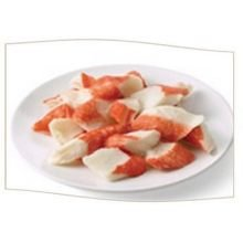 King and Prince Pride of Alaska Chunk Meat of Surimi, 2 Pound -- 10 per case. - Chunks Crab