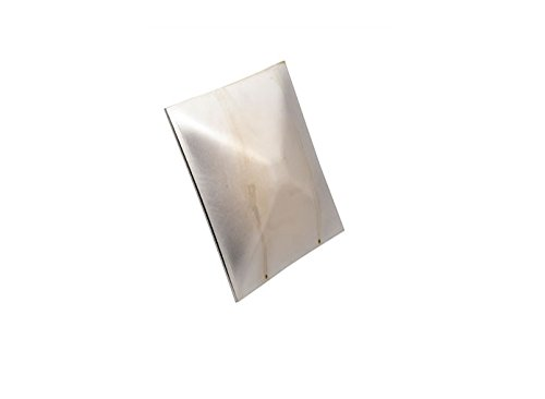 Super Jet Replacement - Concave Metal Plate
