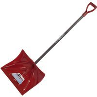 GarantIncProducts Shovel Snow Poly 13-1/2X18Inch, Sold as 1 Each by GarantIncProducts
