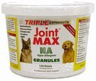Joint MAX Triple Strength HYPOALLERGENIC (HA) Granules (960 gm) 120 doses, My Pet Supplies
