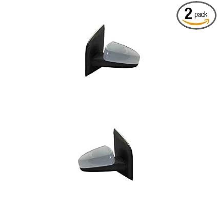 New Set of 2 Pair LH /& RH Side Non-Heated Power Mirror Fits Honda Civic