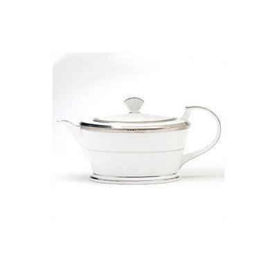 Noritake Chatelaine Platinum Tea Pot