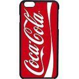 Coca Cola iPhone 6 Case / iPhone 6s Case (Black Plastic)