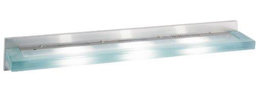 PLC Lighting 1440 SN 3 Light Vanity, Slim Collection, Satin Nickel Finish