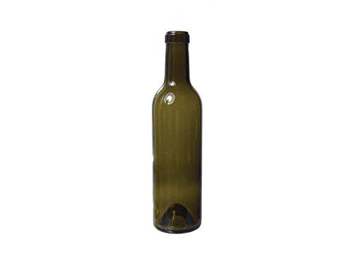 Wine Bottles (Antique Green), 375mL - Case of 12 ()