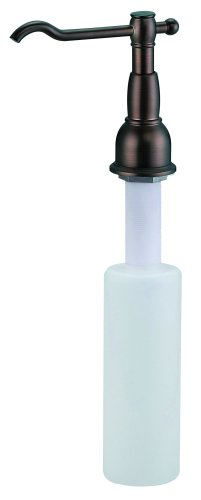 Danze Bronze Soap Dispenser - 1