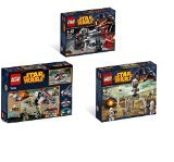 Lego Star Wars Troopers Collection 2 (75034, 75035, 75036) (Death Star Ii Lego)