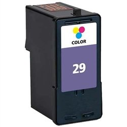 SuppliesOutlet Lexmark 18C1429 (No. 29) Compatible Ink Cartridge - Multi-Color - [1 Pack] For X2500, X2530, X2550, X5070, X5075, X5320, X5340, X5410, X5495, Z1300, Z1310, Z1320, Z845