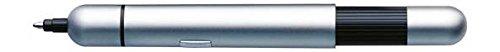 Silver Pico Matte Chrome Pocket Ballpoint Pen by (Pico Pen Box)