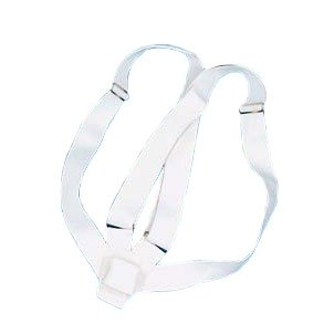 Parade Band (Parade Carrying Belt Double Harness White Web)