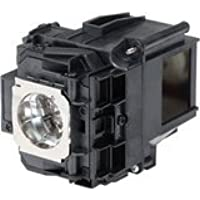 Replacement Lamp with Housing for EPSON PowerLite Pro G6570WU with Osram P-VIP Bulb Inside