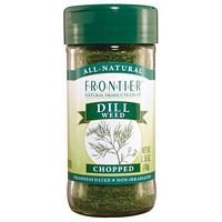 Frontier Natural - Dill Weed - Cut and Sifted, 1 lbs ( Multi-Pack) by FRONTIER HERB