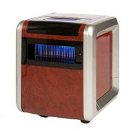 outdoor infrared heater 9000 btu - 3