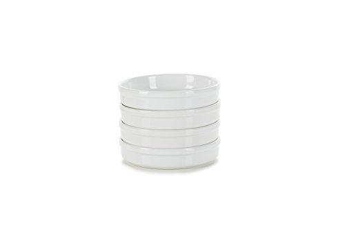 REVOL 615018/4 N8614 Set of 4 Catalan Bowls, 5.5
