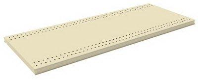 Lozier Store Fixtures SD422N PLT 4 ft. Wide x 22 in. Deep44; Platinum Base Deck - Pack of 2 (Lozier Store Fixtures)