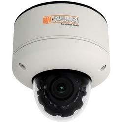 Digital Watchdog DWC-MV421TIR IP Camera, IR Dome, Day/Night, Indoor/Outdoor, - Digital Watchdog Camera Dome
