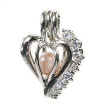 KW Products Love Wish Pearl Kit - Harvest Your Own Pearl - Adorn my Heart Pendant