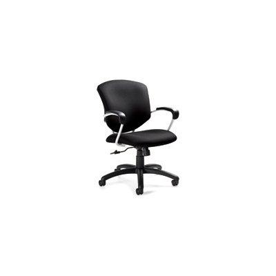 Global Office 5331-4UB-S110 Supra Medium Back Tilter Office Chair