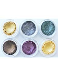 - Glamour My Eyes Mineral Eyeshadow - New! Flame Collection