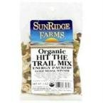 (SunRidge Farms Organic Deluxe Trail Mix, 25 pound - 1 each)